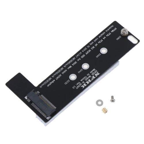 PCI-Ex4 M.2 NGFF NVME AHCI SSD converter card adapter for 2014macbook mini CHP