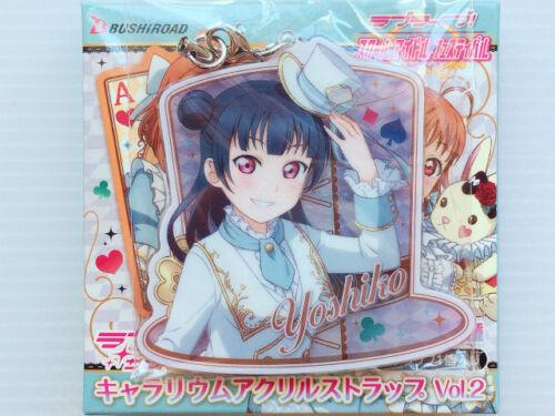 CHARARIUM Acrylic Strap Ver.Alice in Wonderland Riko Dia.. Sunshine! Love Live