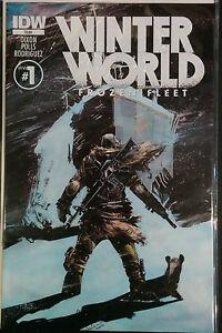 Winter-World-Frozen-Fleet-1-NM-1st-Print-IDW-Comics