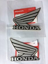Honda MSX125 Grom Monkey Bike Tank Wing Decals Pair MSX Z50
