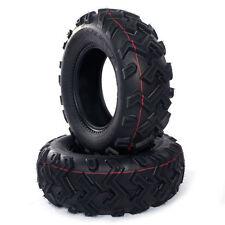 Set of Two New ATV/UTV Tires 2 of 25x10-12 Rear /6PR Oshion P306B Factory Direct