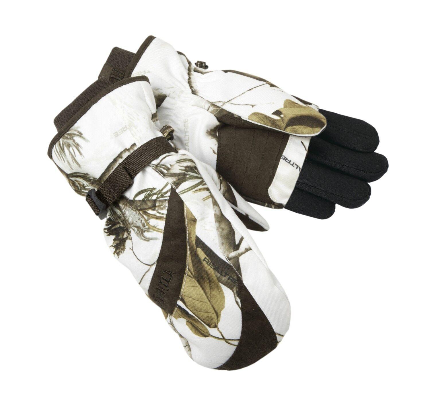 Härkila-wärmefäustlinge Kiruna 2 en 1 primaloft + neopreno-interior mano zapato