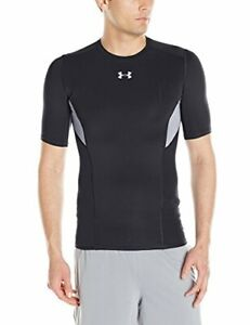 Under-Armour-Men-039-s-coolswitch-a-Manches-Courtes-Compression-Shirt