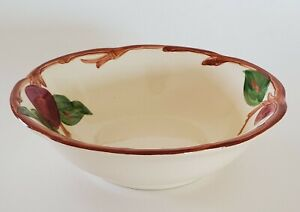 """Franciscan Interpace Apple Coupe Cereal Bowl 6"""" Made in USA"""