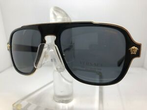 539d93470178 Image is loading Authentic-VERSACE-SUNGLASSES-VE2199-MEDUSA-CHARM-1002-81-