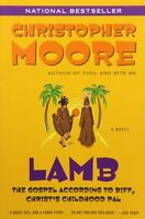 Lamb: The Gospel According To Biff, Christ`s Childhood Pal By Christopher Moore, on sale
