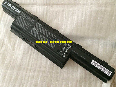 Genuine BTP-DTBM battery Akku For Medion Akoya E6232 MD 98358 MD98358 batterie