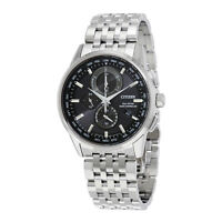 Citizen World Chronograph A-T Eco-Drive Mens Watch (AT8110-53E)