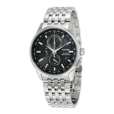 Citizen World Chronograph A-T Eco-Drive Mens Watch