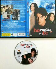 Ho voglia di te (2007) DVD