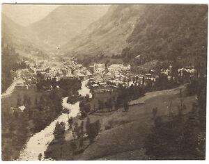 Industrieux France à Identifier Vintage Albumine Ca 1875 Petit Format 5,8x7,7cm