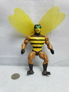 1983-Buzz-Off-Vintage-vtg-MOTU-Masters-of-the-Universe-Action-Figure-w-wings