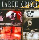 Last of the Sane by Earth Crisis (CD, Jan-2001, Victory Records (USA))