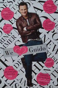GUIDO-MARIA-KRETSCHMER-A3-Poster-42-x-28-cm-Clippings-Fan-Sammlung-NEU