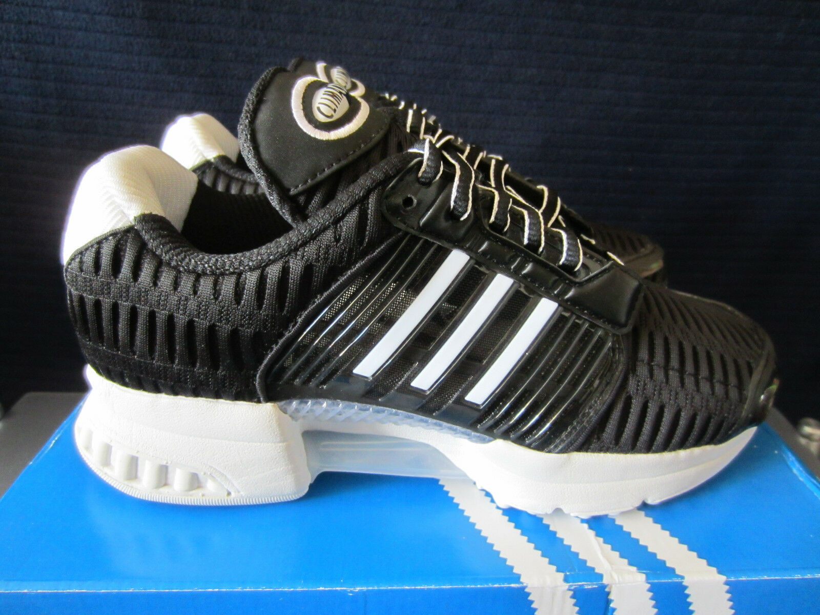 Adidas Originals BB0670 CLIMA COOL 1 Sneakers OVP Schwarz-weiß Gr.38. Neu und OVP Sneakers e563dc