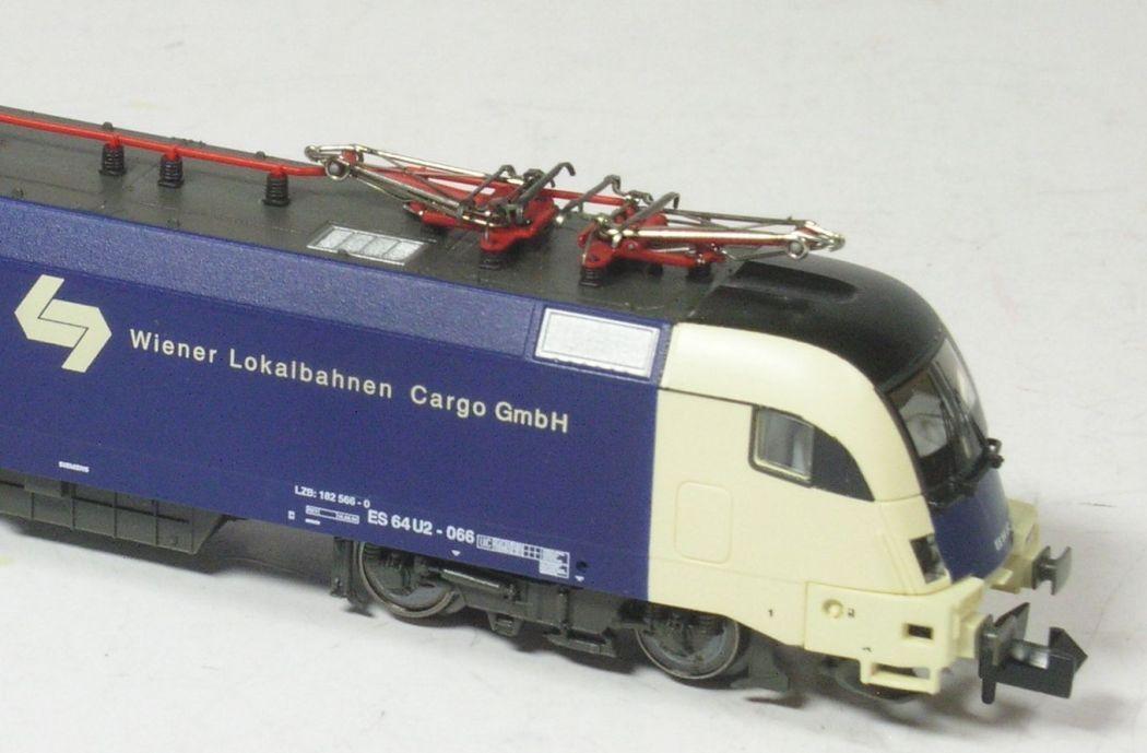 N E-Lok ES 64 U2-66 Wiener Lokalbahnen Fleischmann 731113 DSS NEU OVP  | Lassen Sie unsere Produkte in die Welt gehen