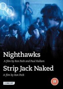Nuovo Nighthawks/Strappo Jack Naked DVD