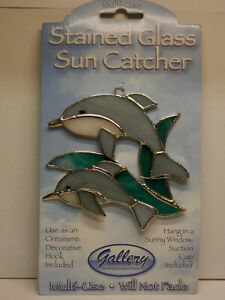 Dolphin-Mother-and-Baby-Suncatcher