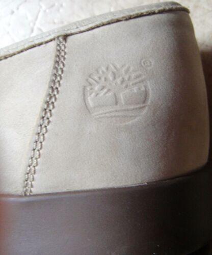 Mocassino vera WNEW 39 Timberland Mocassino Ballerina pelle beige in sabbia Gr yg4XOgrq