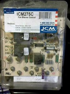 Carrier-Bryant-Payne-ICM275-Furnace-Fan-Blower-Control-Board-SPCB-1-PCB503-4A