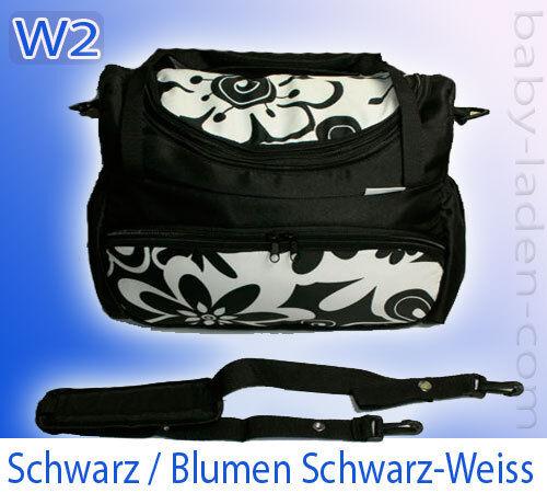 WICKELTASCHE für Kinderwagen Kinderwagentasche große Auswahl von EDISA NEU !