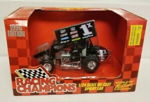1996-Racing-Champions-Sprint-Car-1-24-scale-1x-Randy-Hannagan