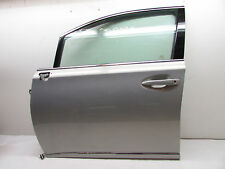 2010 LEXUS HS250h DOOR ASSEMBLY SILVER 1H0 FRONT LEFT OEM 10 11 12