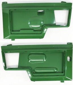 Side-Panel-Kit-Replaces-AM128983-AM128982-Fits-John-Deere-425-445-455