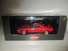 Lamborghini Jota SVR Red Kyosho 1:18 No. 08311R