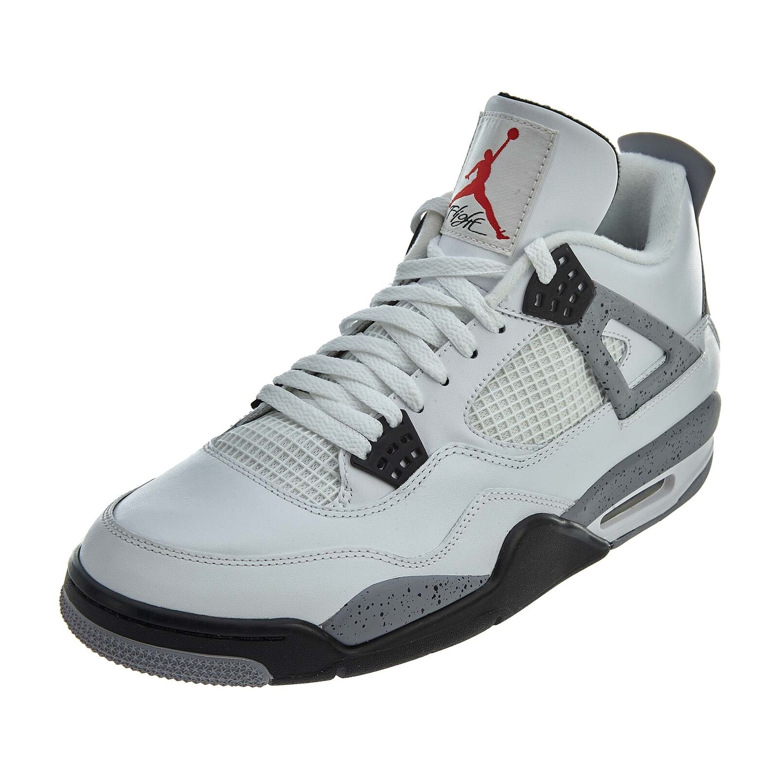 Air Jordan Mens 4 Retro Basketball shoes 308497-103