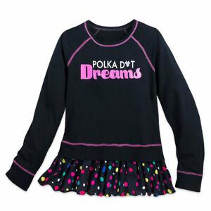 Disney-Boutique-Rocks-The-Dots-Polka-Dot-Dreams-Women-039-s-Shirt-Large-New-w-Tag