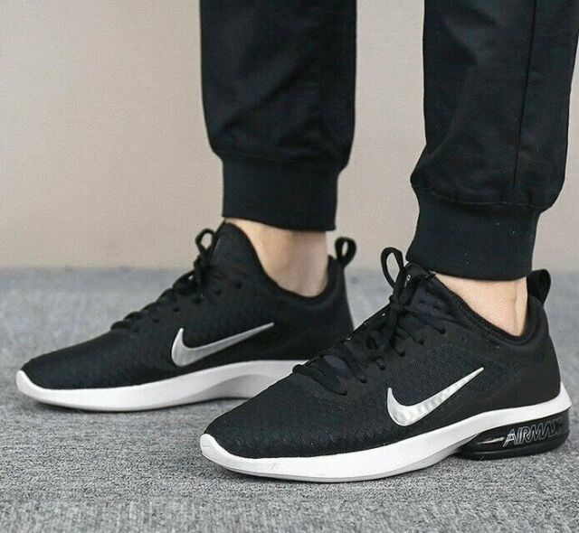 02475659b48e6 Nike AIR MAX KANTARA Men s Running Shoes Black White 908982 - Various Sizes