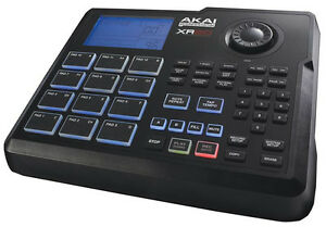 akai xr 20 drum pad beat machine sequencer new free us shipping ebay. Black Bedroom Furniture Sets. Home Design Ideas