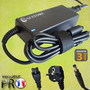 19-5V-3-33A-65W-ALIMENTATION-Chargeur-Pour-HP-COMPAQ-4-8mm-x-1-7mm