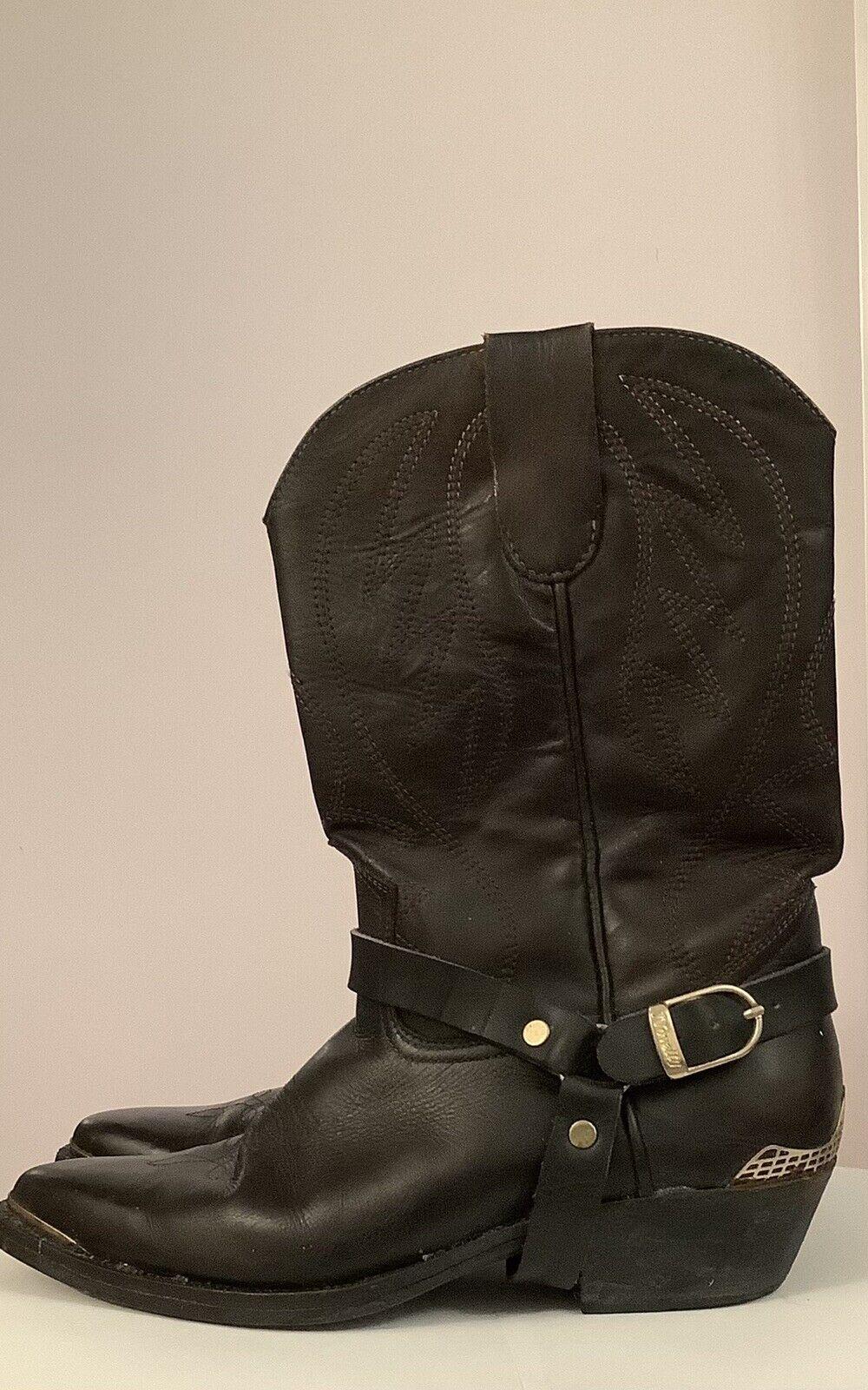 Men's Brown Cowboy Boots