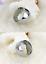Anello-Fede-a-Fascia-Uomo-Donna-Unisex-Acciaio-Stainless-Love-Coppia-Idea-Regalo miniatura 3