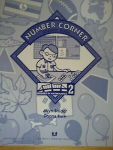 Number Corner 2nd Grade Student Book Bridges in ...