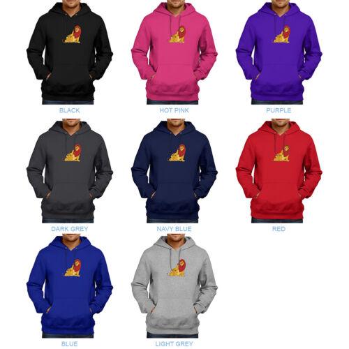 Lion King Simba Mufasa Cartoon Family Unisex Pullover Sweatshirt Hoodie Sweater