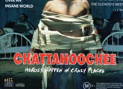 CHATTAHOOCHEE Gary Oldman & Dennis Hopper LASER DISC NEW PAL VERY RARE!