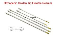 Orthopedic Cannulated Flexible Reamer 6 To 10 Mm Veterinary Surgical Instruments