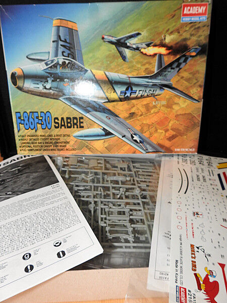 1 48 Academy ref.2122 North American F-86F-30 Sabre