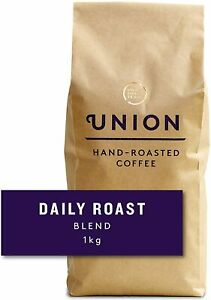 Union Hand Roasted Coffee Beans Sweet Balanced 100% Arabica  Next Day Delivery
