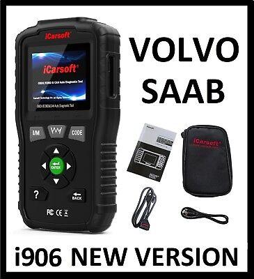 OBD2 Code Reader for Volvo V50 Diagnostic Scanner Engine Light Clear