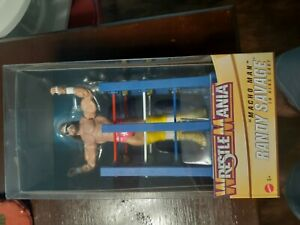 WWE-Elite-Macho-Man-Randy-Savage-Wrestlemania-37-Celebration-NEW-MOC-IN-HAND