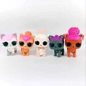 Lot5Pcs-Lol-Surprise-Pets-Series-3-Wave-2-Dog-Puppy-Cat-Kitten-animals-Toys-doll