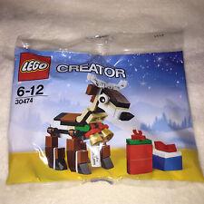 Lego Creator Christmas Reindeer Polybag 30474