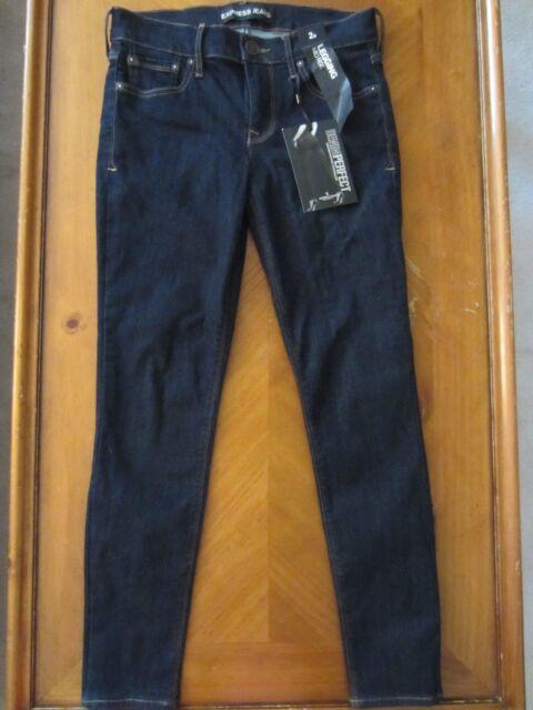 Express Mid Rise Leggings Skinny Jeans Size 2 For Sale Online Ebay