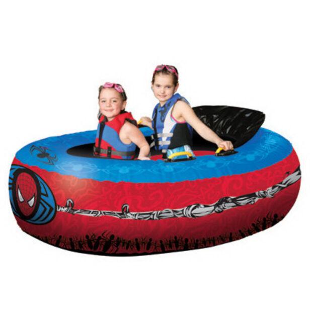 Hedstrom Disney Princess Heavy Guage PVC Inflated Oval Towable Tube Free Ship
