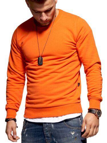 Farben NEU BEHYPE Soft Sweatshirt Trend Colour  Pullover Hoodie Longsleeve div