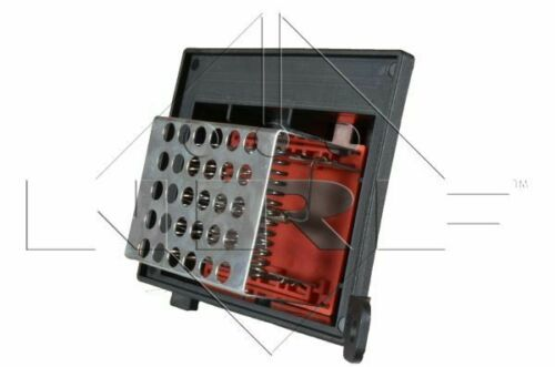 Blower Resistor 2003 on Regulator Rheostat NRF MERCEDES VITO W639 2.2D Heater